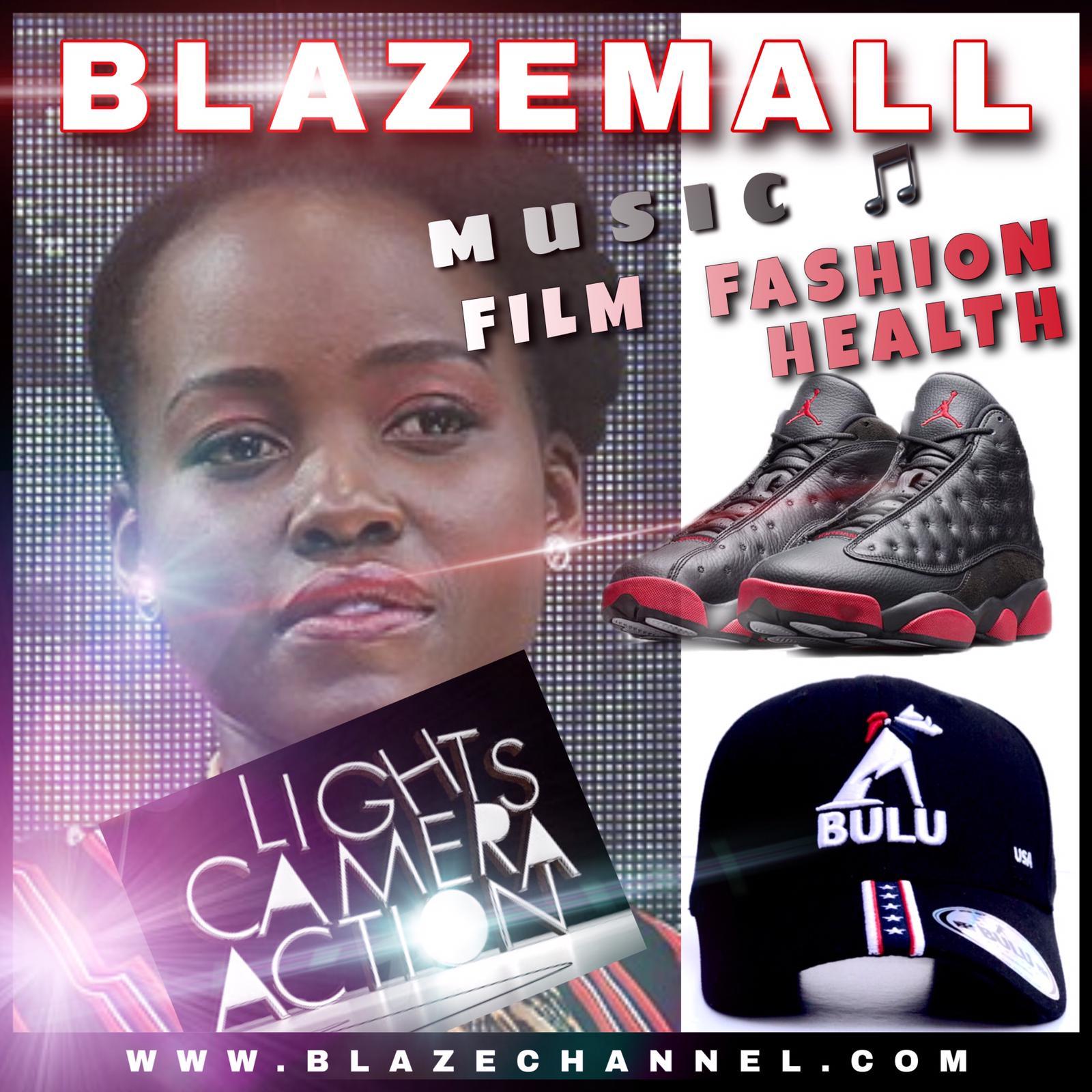 Blaze Mall Banner